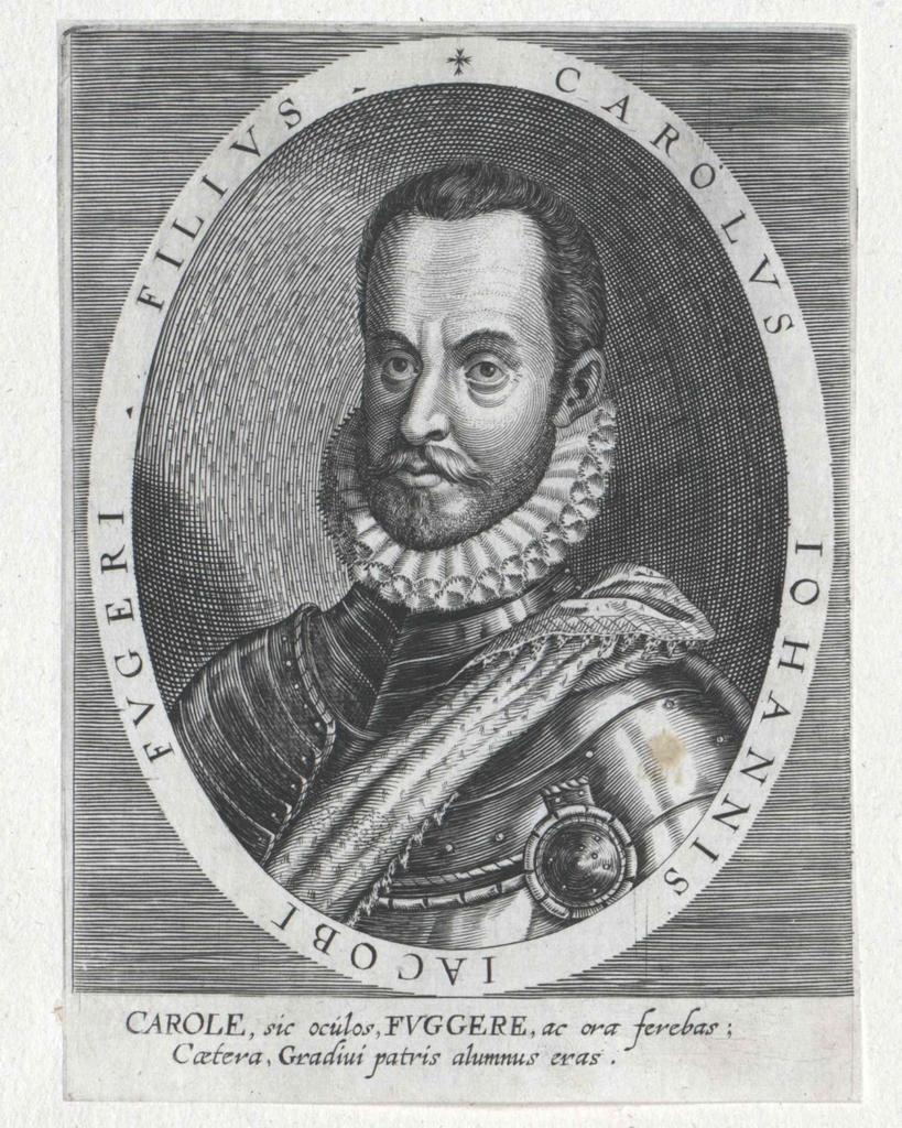 Fugger von Kirchberg und zu Weißenhorn, Karl Freiherr