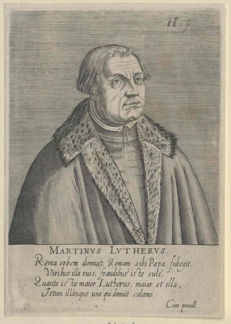 Luther, Martin