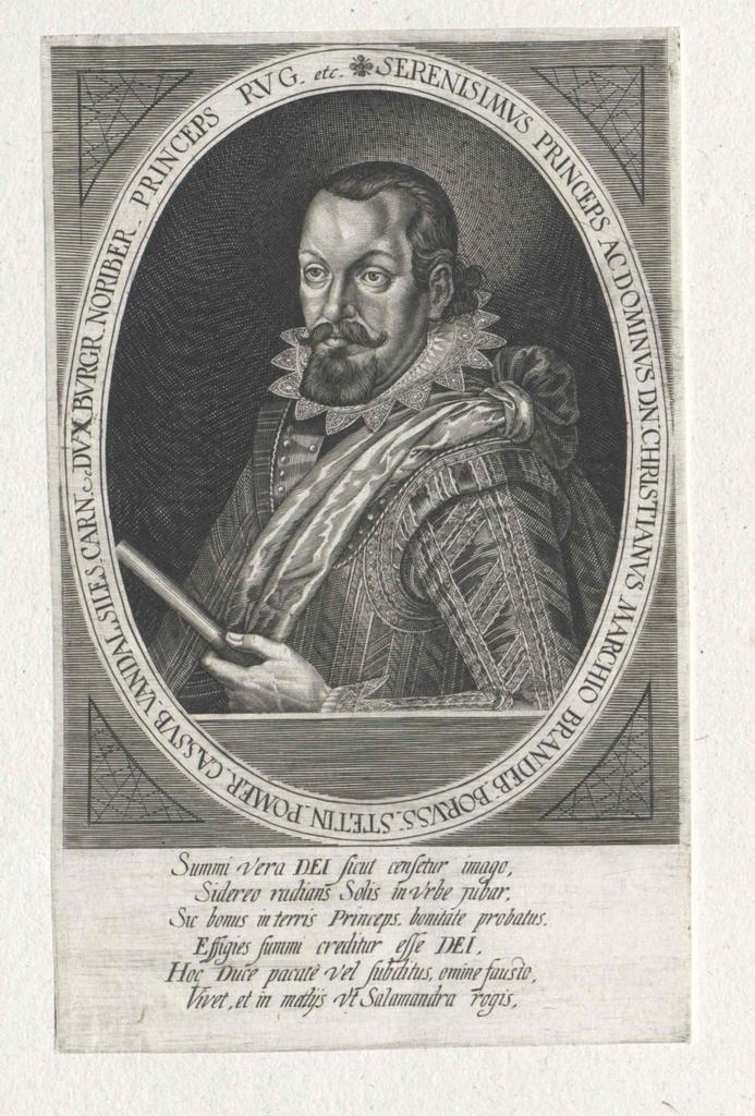 Christian, Markgraf von Brandenburg-Bayreuth
