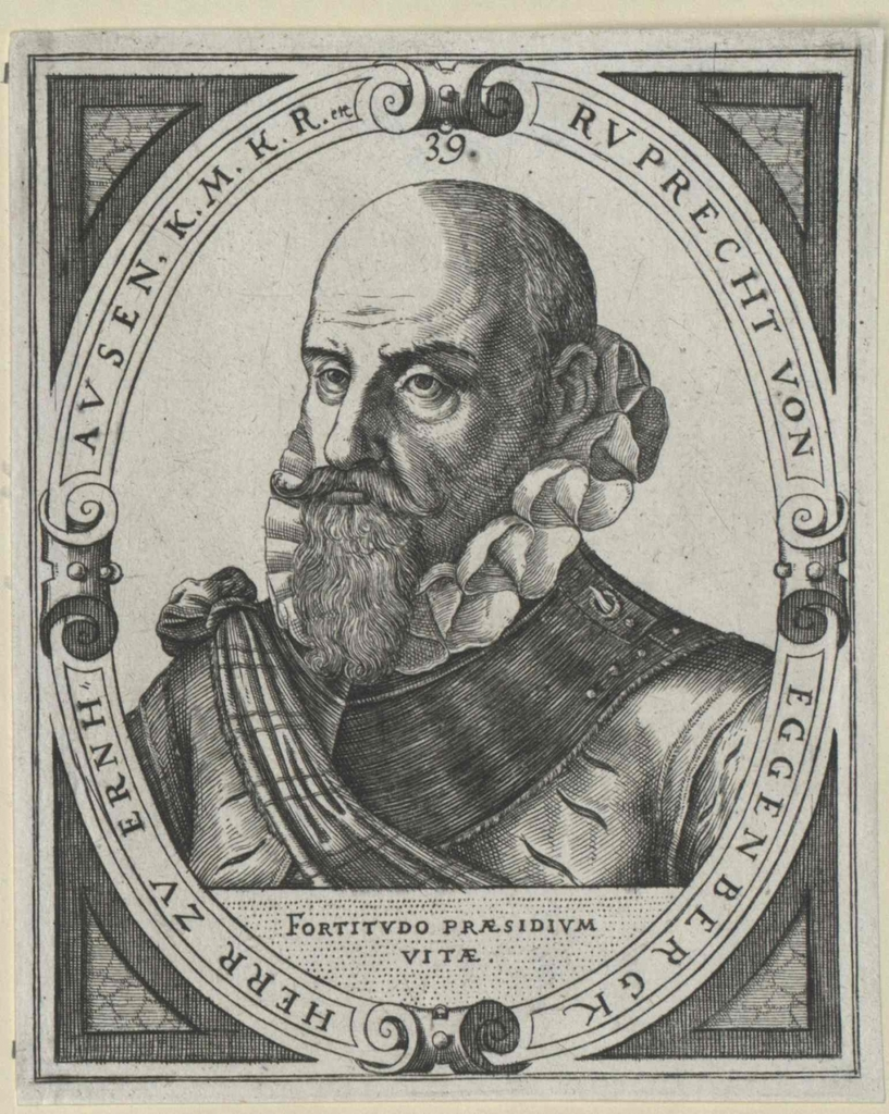 Eggenberg, Ruprecht von