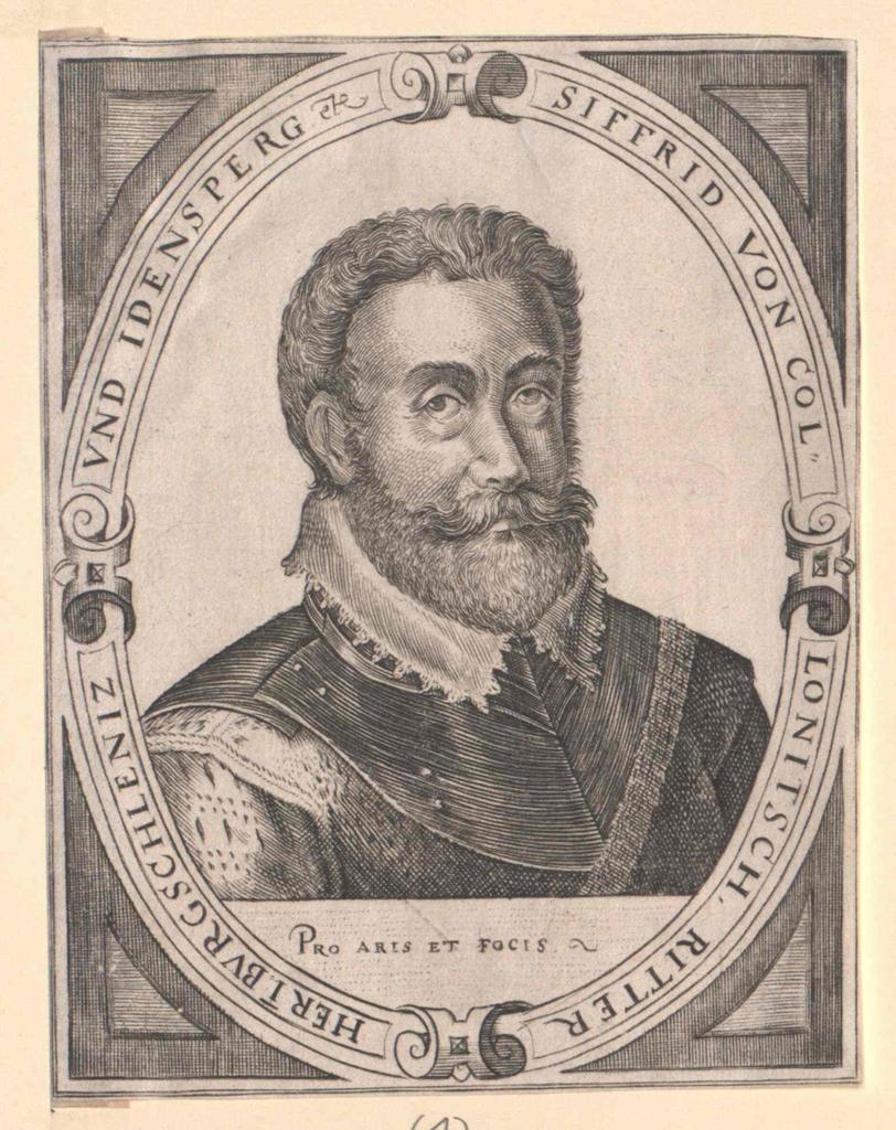 Kollonitz von Kollegrád, Siegfried Freiherr