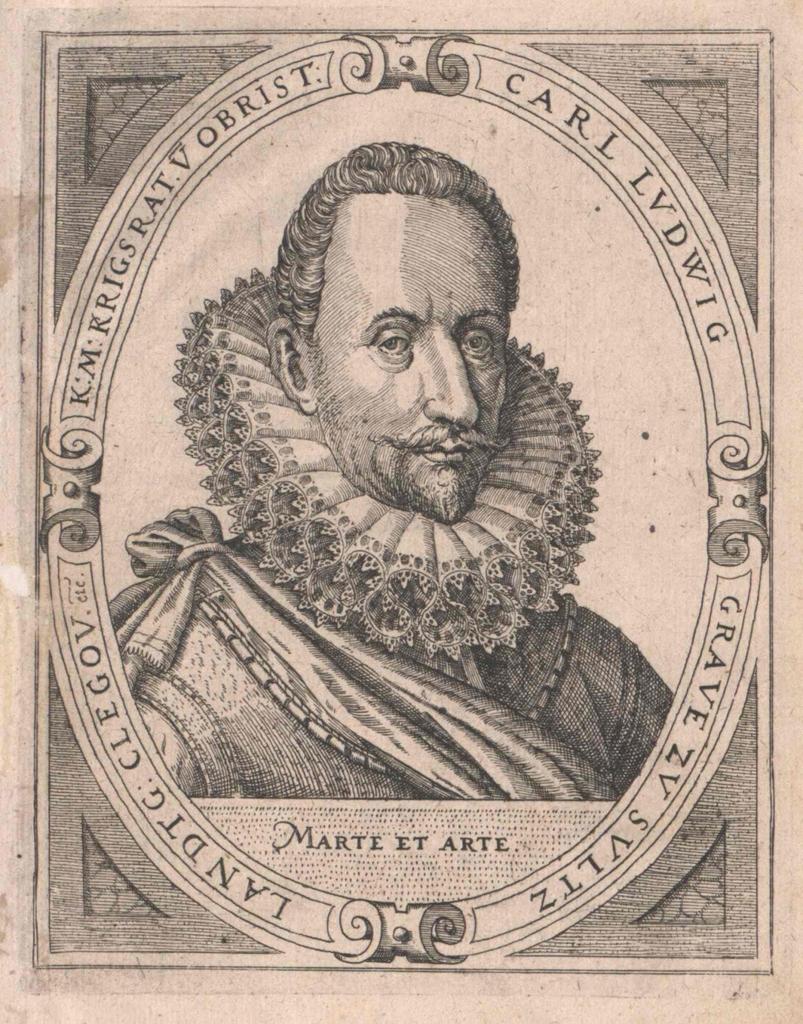 Sulz, Karl Ludwig Graf
