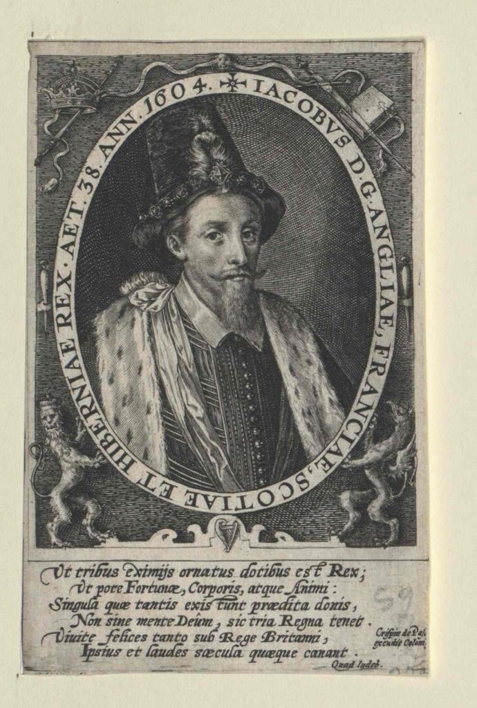 Jakob I. König von England