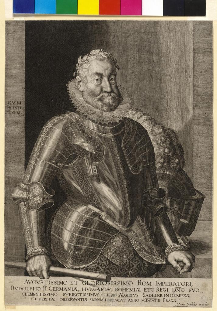 Rudolf II., römisch-deutscher Kaiser