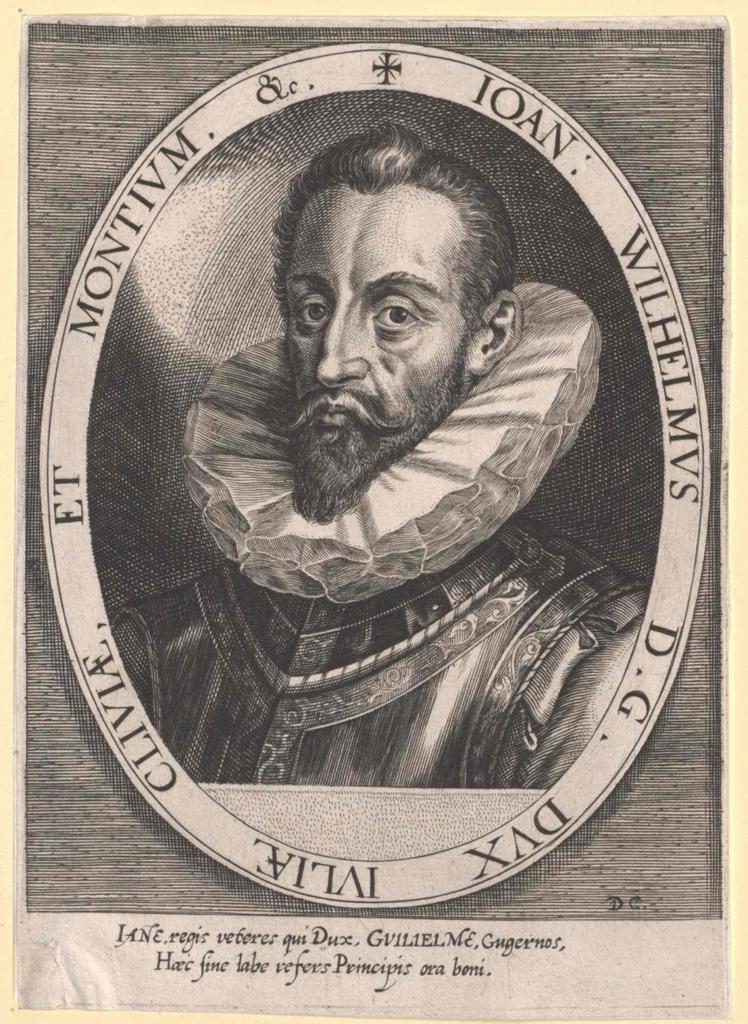 Johann Wilhelm, Herzog von Jülich-Kleve-Berg
