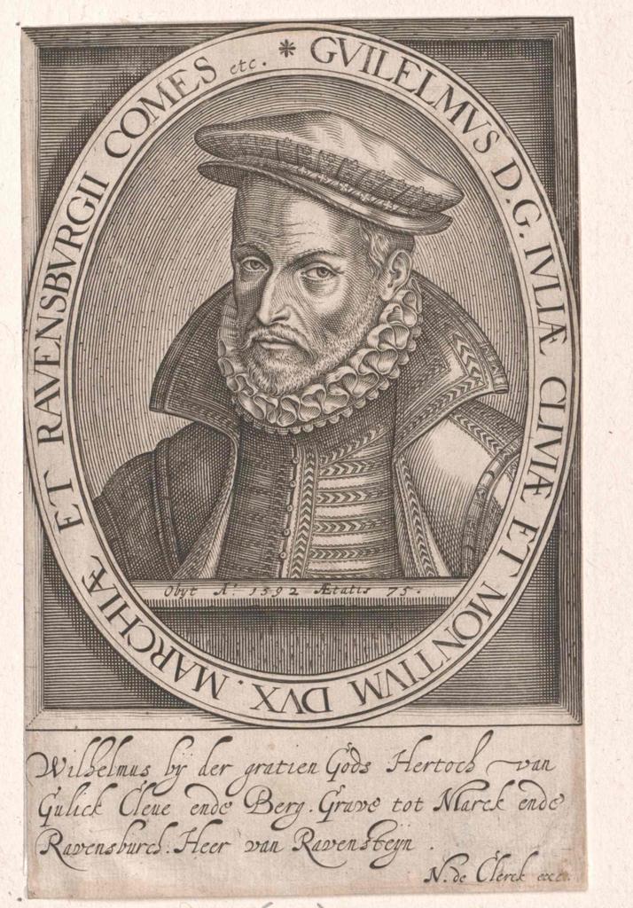 Wilhelm, Herzog von Jülich-Kleve-Berg