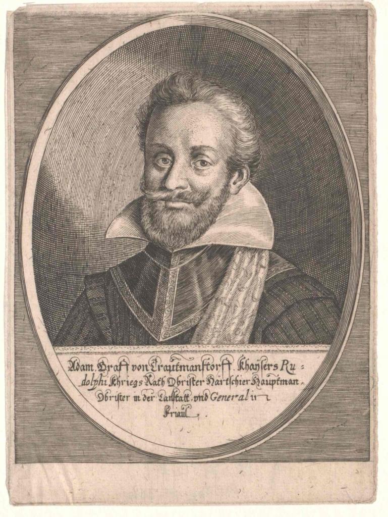 Trauttmansdorff, Adam Freiherr von (1579-1617)