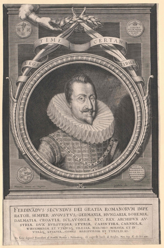Ferdinand II., römisch-deutscher Kaiser