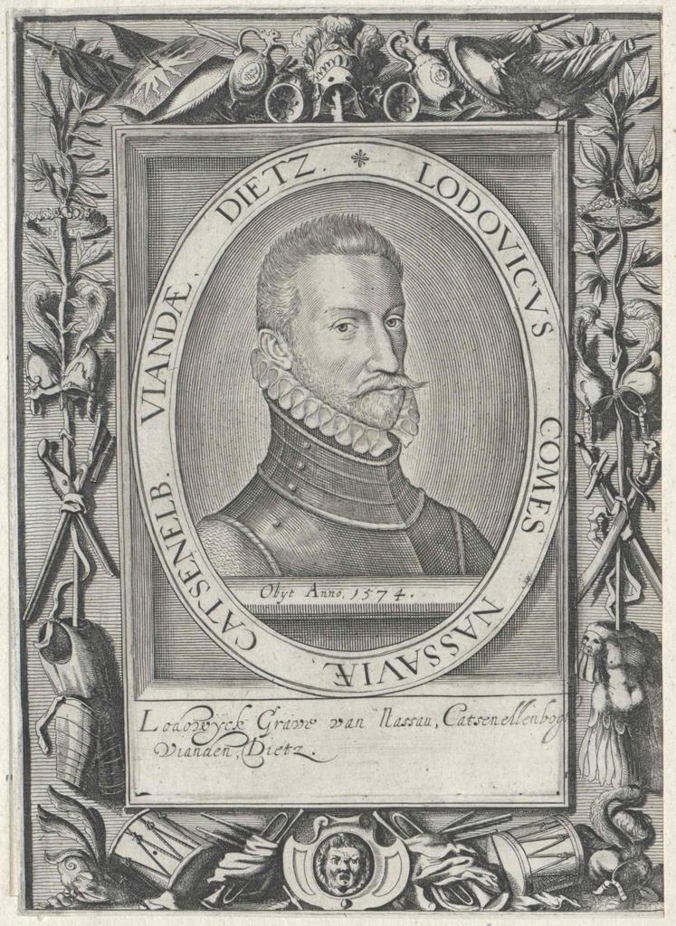 Ludwig, Graf von Nassau-Siegen