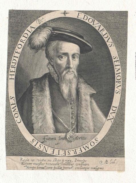 Seymour, 1. Earl of Hertford, 1. Duke of Somerset, Edward