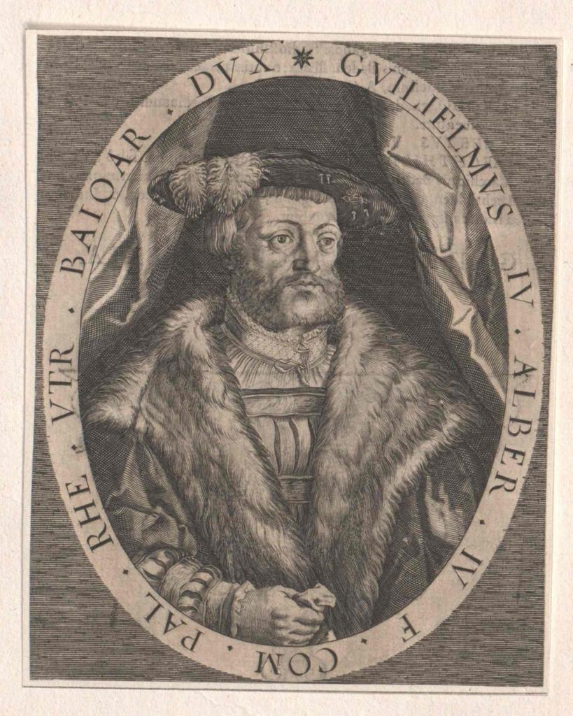 Wilhelm IV., Herzog von Bayern