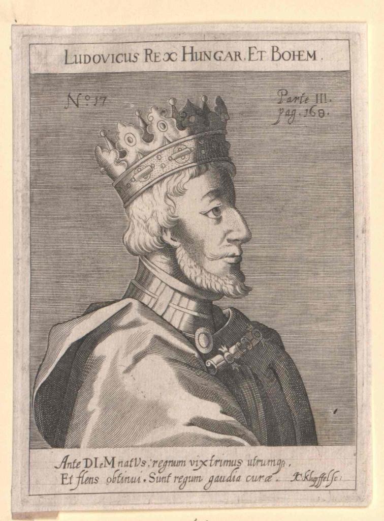 Ludwig II., König von Ungarn