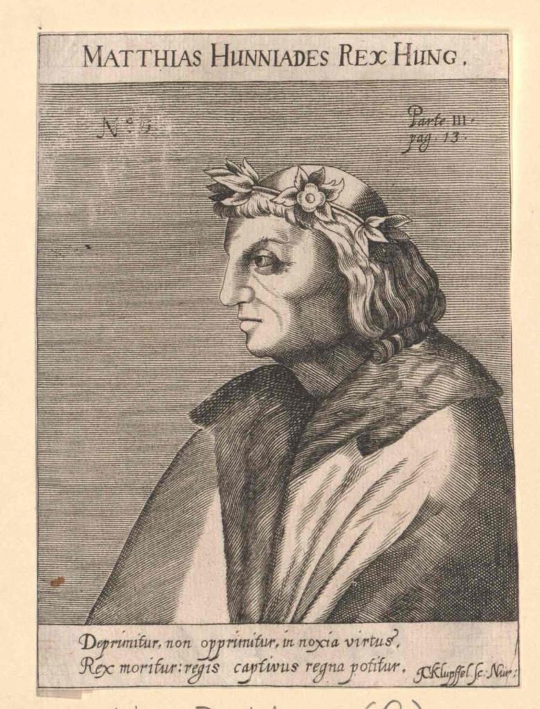 Matthias I. Corvinus, König von Ungarn