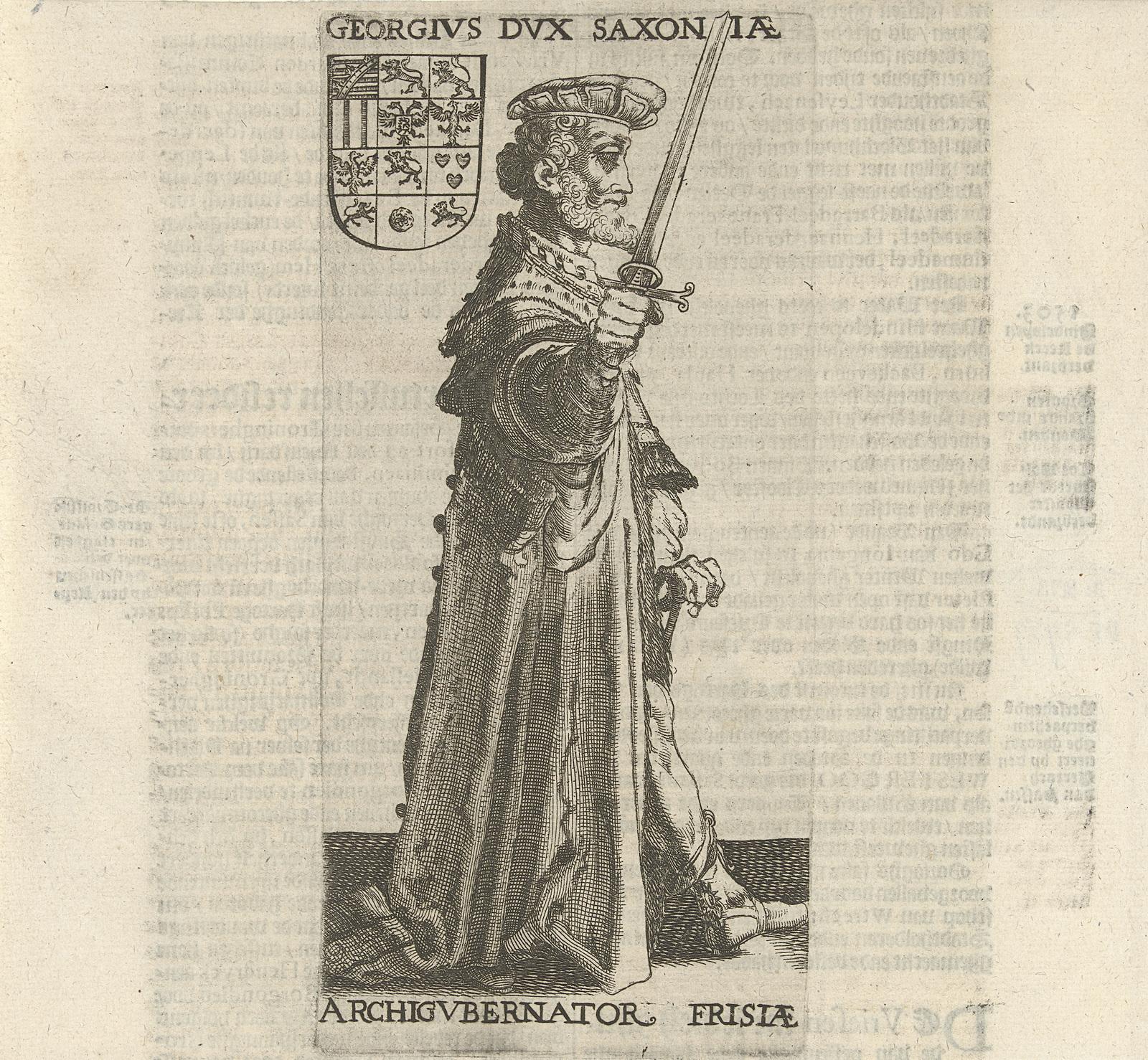 George, keurvorst van Saksen