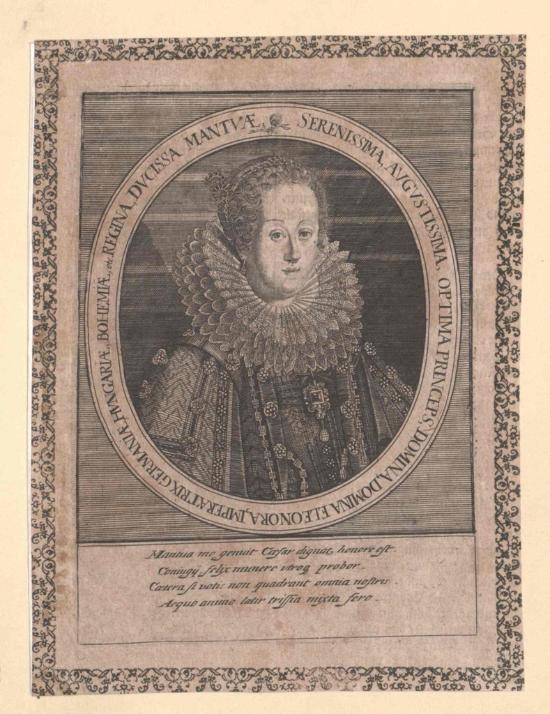 Gonzaga, Eleonore Prinzessin von Mantua