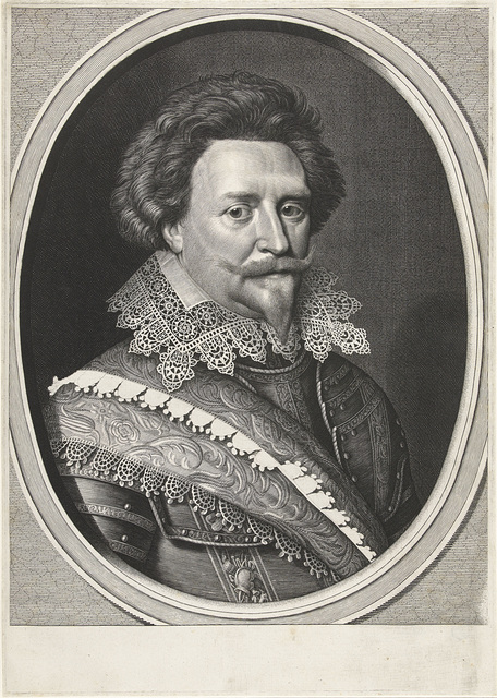 Portret Van Frederik Hendrik Prins Van Oranje Picryl