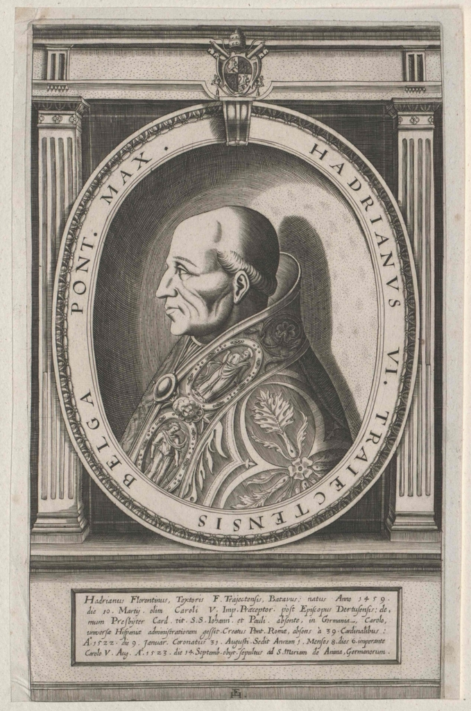 Hadrian VI., papa