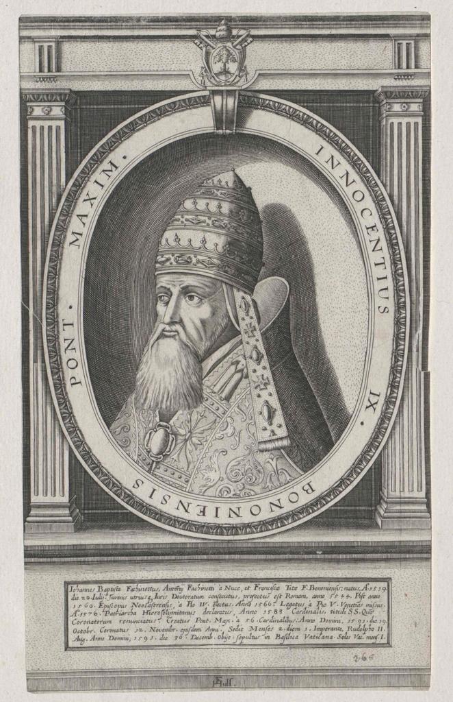 Innozenz IX., papa