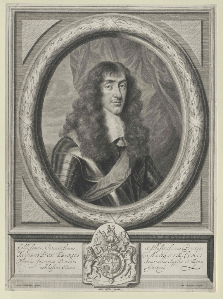 Jakob II. König von England