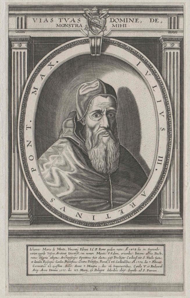 Julius III., papa