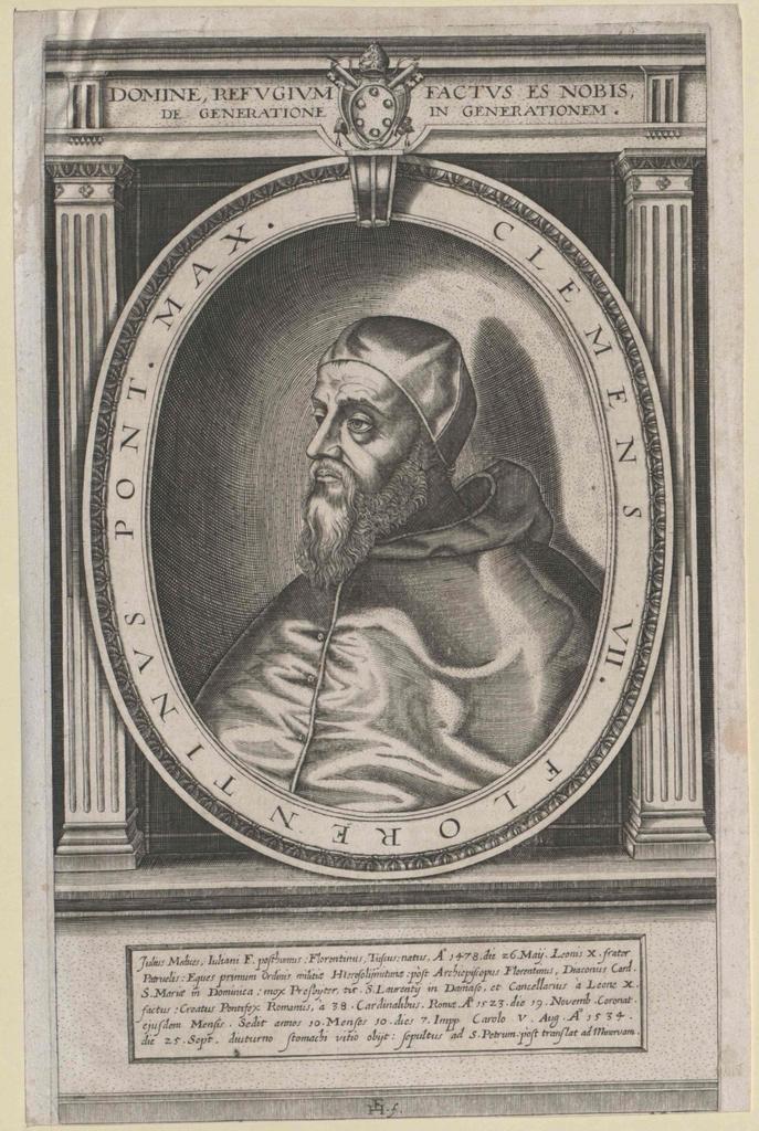 Klemens VII., papa