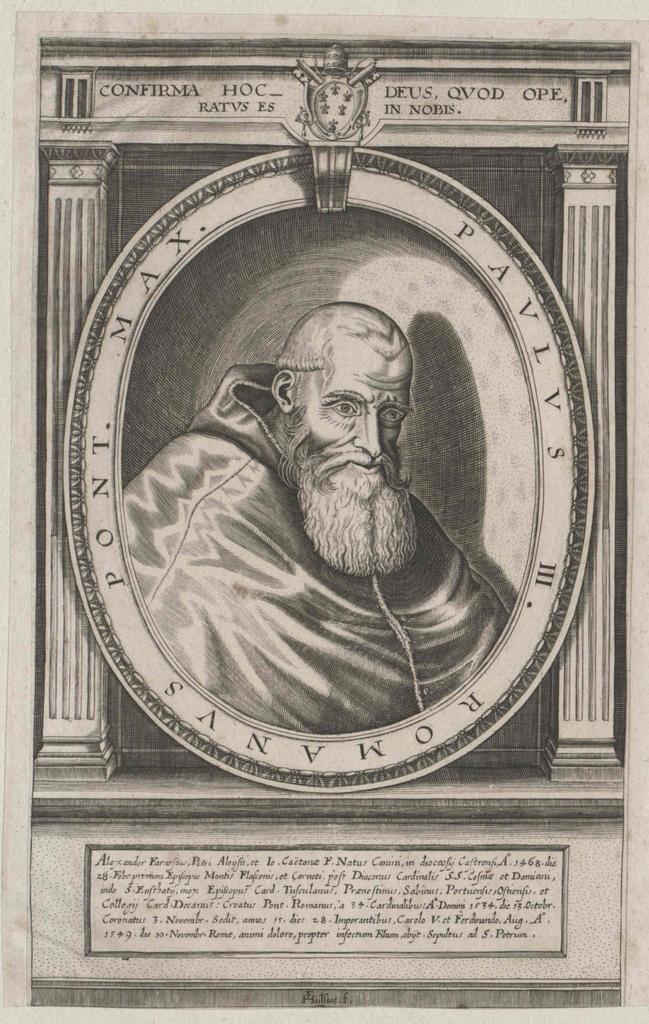 Paul III., papa