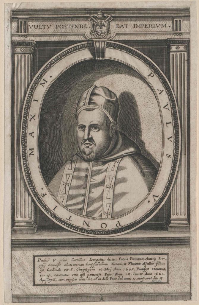 Paul V., papa