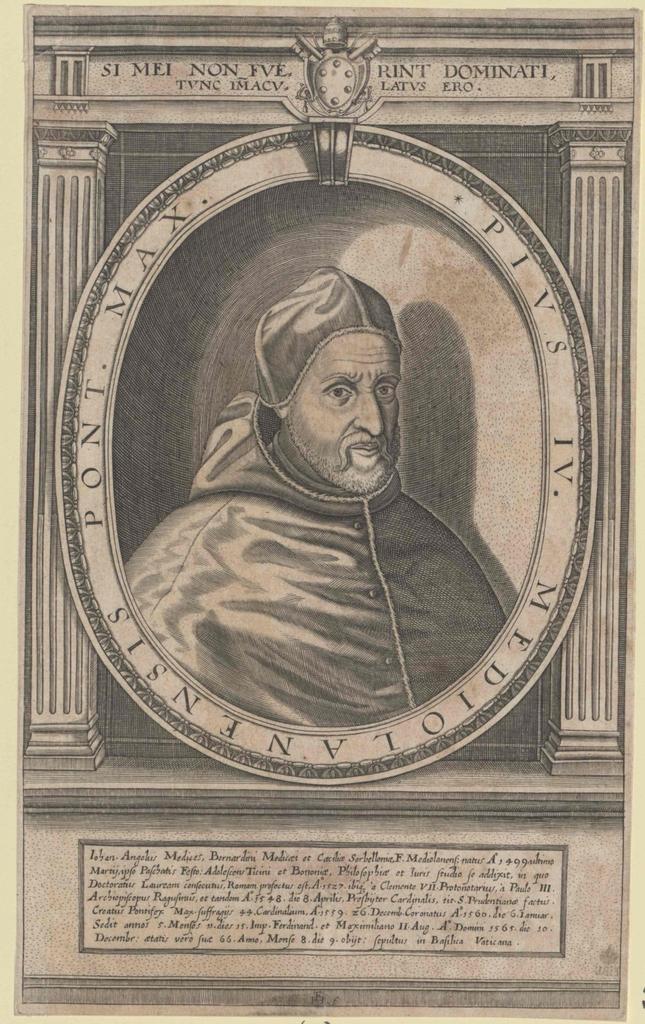 Pius IV., papa