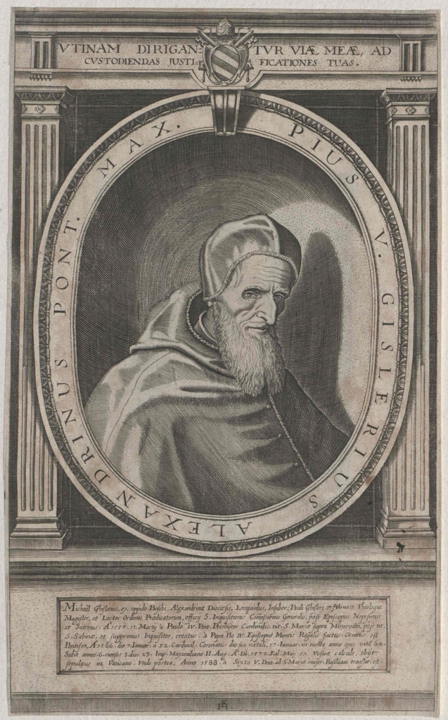 Pius V., papa