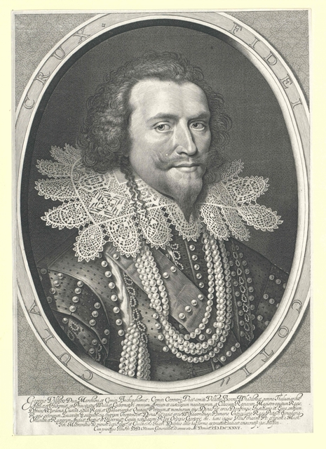 Villiers, 1. Duke of Buckingham, George