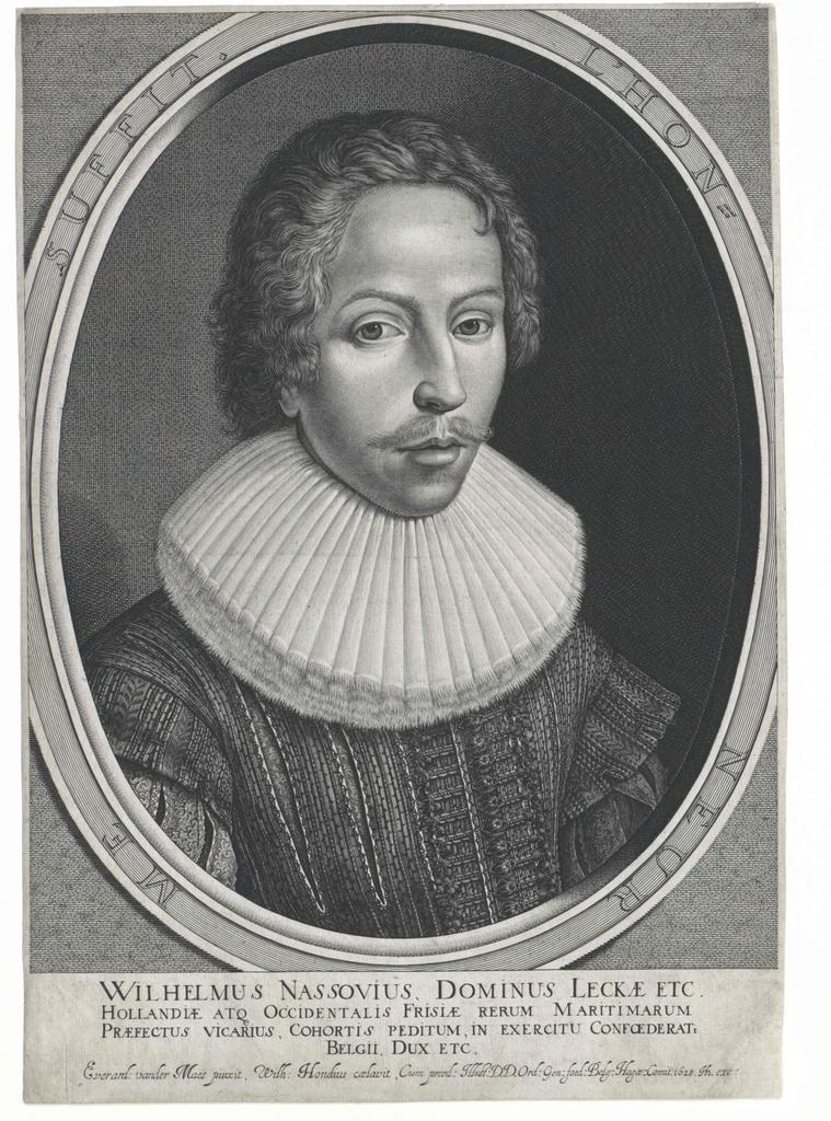 Nassau-La Lecq, Willem van