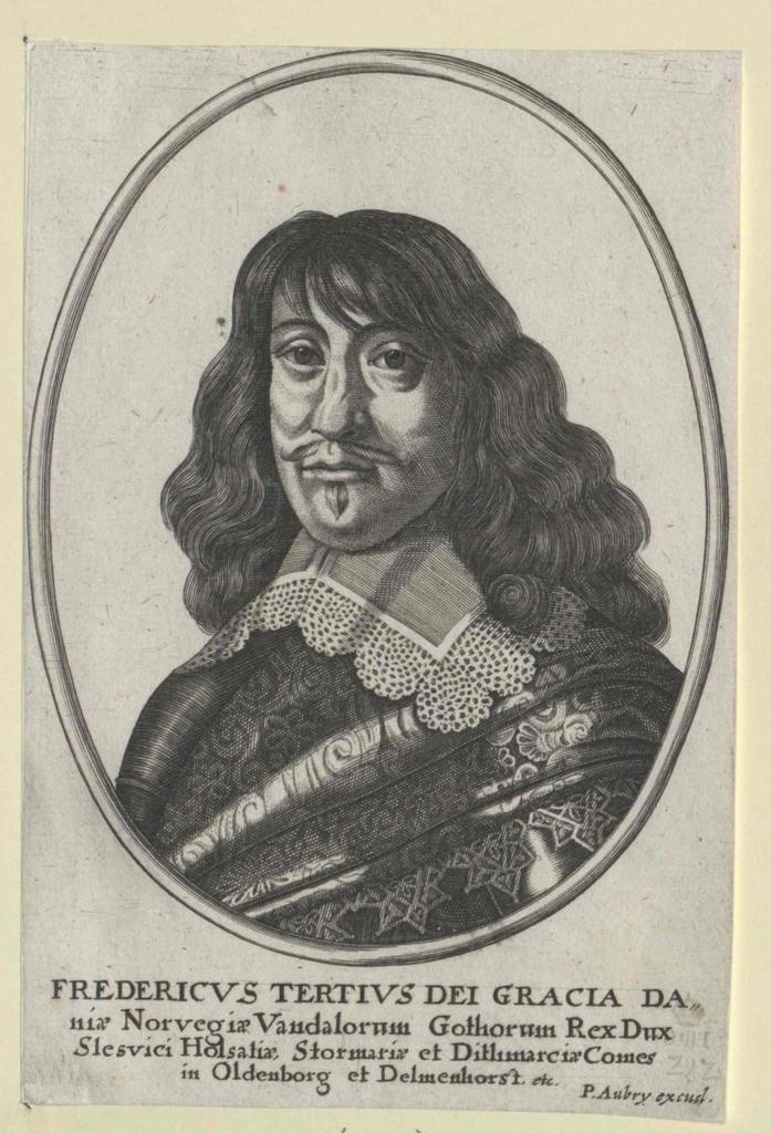 Friedrich III., König von Dänemark