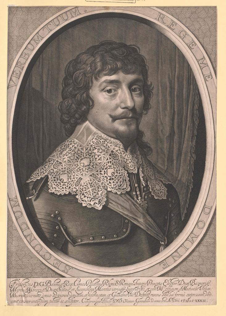 Friedrich V., Kurfürst von der Pfalz