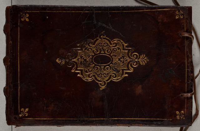 Album amicorum / van Samuel Naeranus (1582-1641), rector van de Latijnse school te Sedan en docent klassieke talen, later Remonstrants predikant