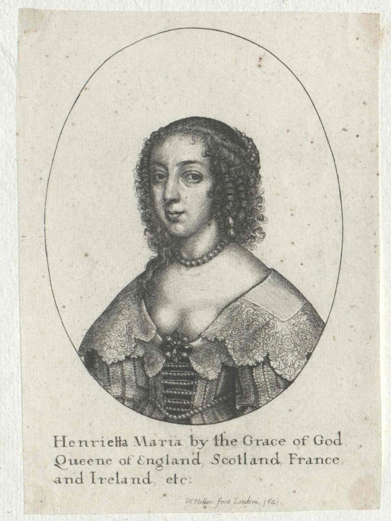 Henriette Maria, Prinzessin von Frankreich
