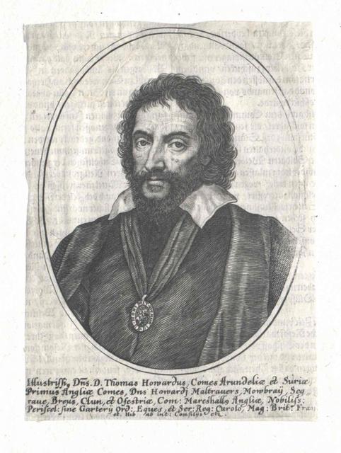Howard, Earl of Arundel and Surrey, Thomas