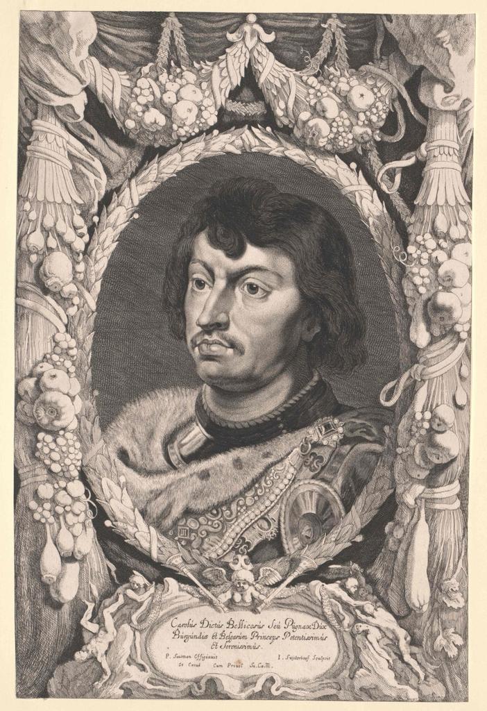 Karl der Kühne, Herzog von Burgund