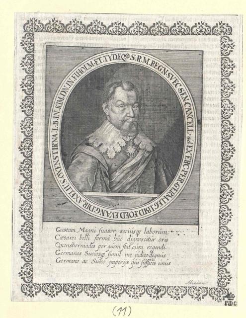 Oxenstierna, Axel Graf von