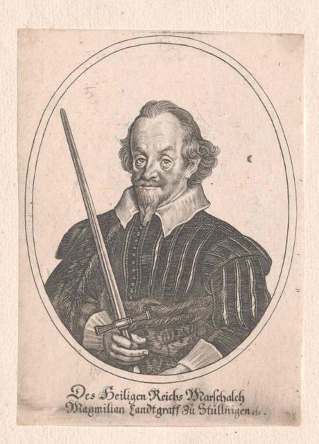 Pappenheim, Landgraf von Stühlingen, Maximilian Marschall von