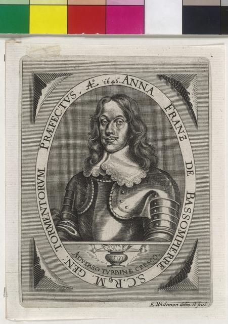 Bassompierre, Francois Baron de