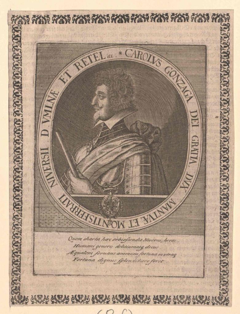 Karl I. Gonzaga, Herzog von Mantua