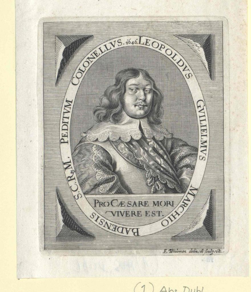 Leopold Wilhelm I., Markgraf von Baden-Baden