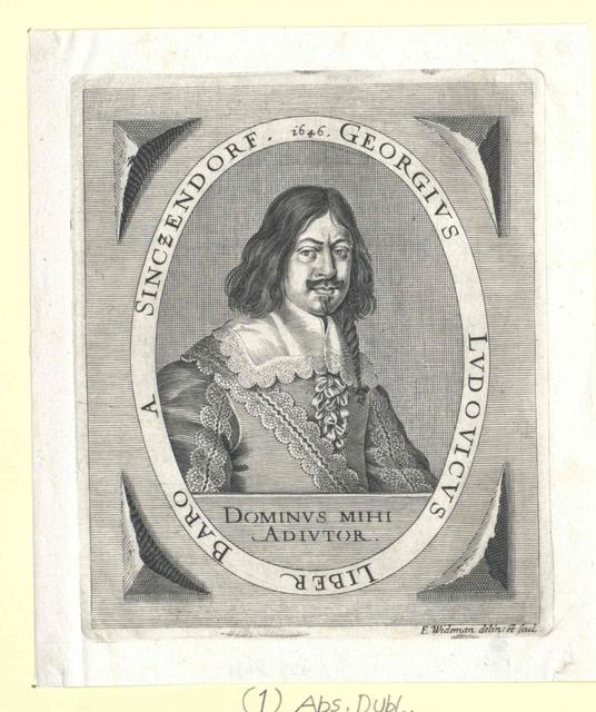 Sinzendorf, Georg Ludwig Graf von