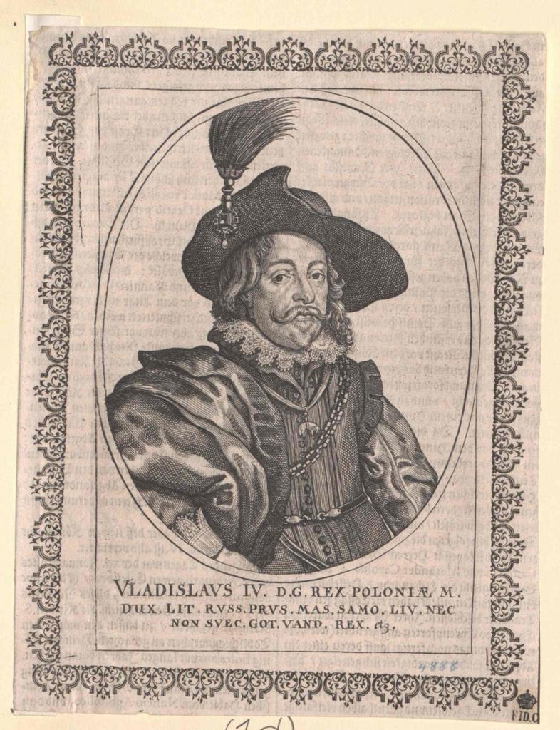 Wladislaw IV. Sigismund, König von Polen