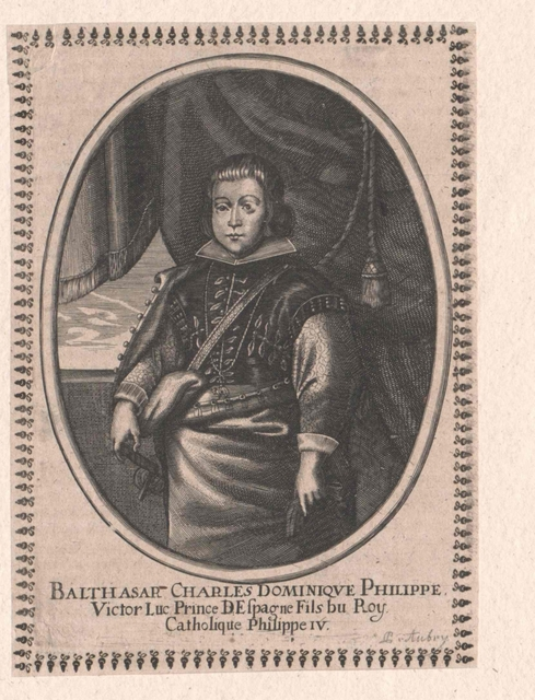 Balthasar Karl, Infant von Spanien