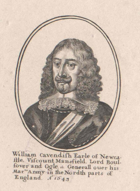 Cavendish, 1st Duke of Newcastle, William