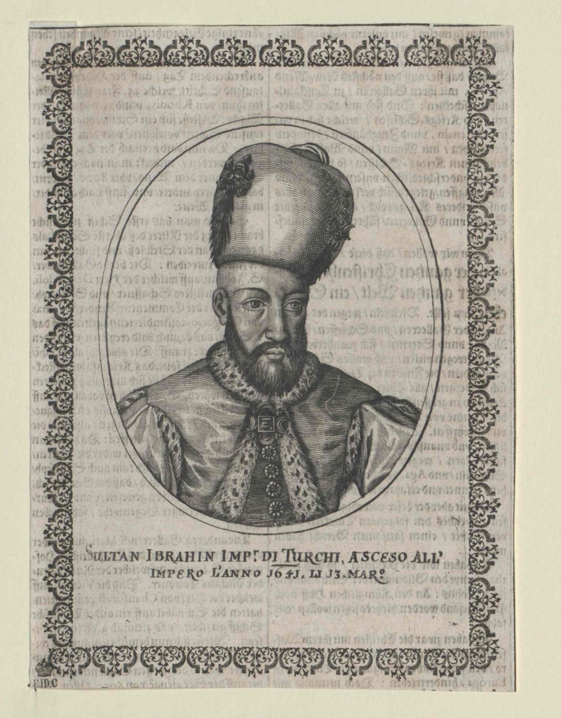 Ibrahim, Sultan der Türkei