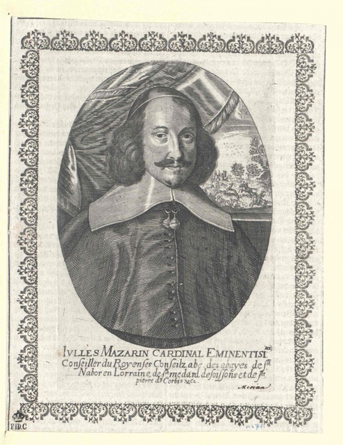 Mazarin, Jules