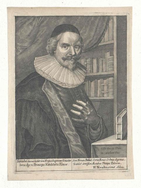 Sande, Johan van den