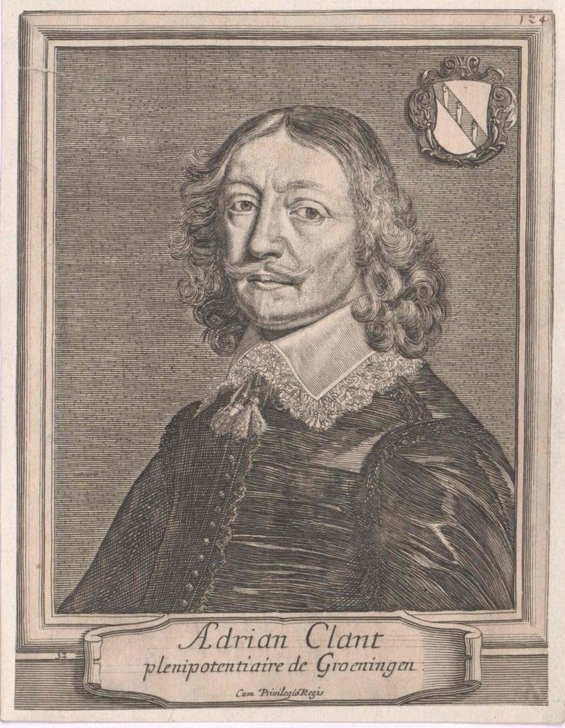 Clant van Stedum, Adriaan